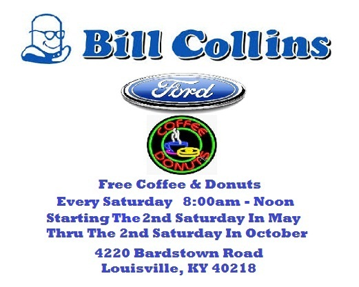 Bill collins ford car show